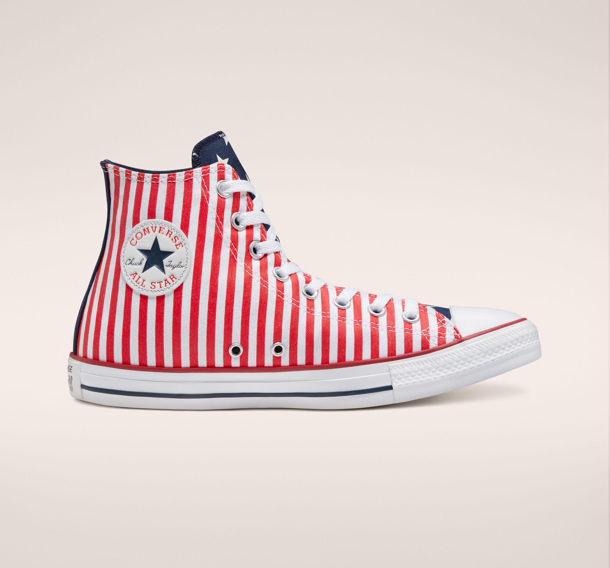 Stars & Stripes Chuck Taylor All Star
