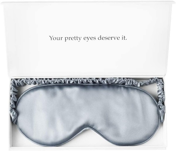 YANSER STRICT SELECTION Luxury Silk Eye Mask