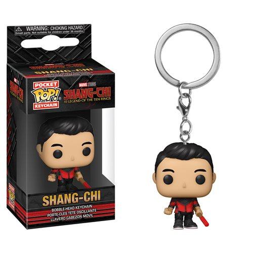 Shang-Chi Pocket Pop! Key Chain