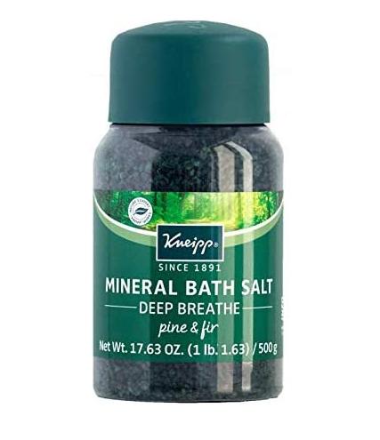 Kneipp Mineral Bath Salt, Deep Breathe