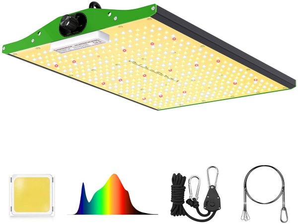 VIPARSPECTRA P1500 LED Grow Light for Indoor Plants