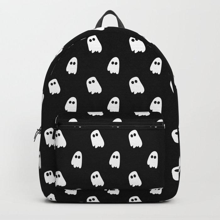 Striped Halloween Backpack