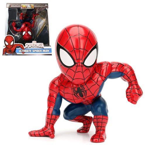 Marvel Spiderman Swing PVC Key Chain